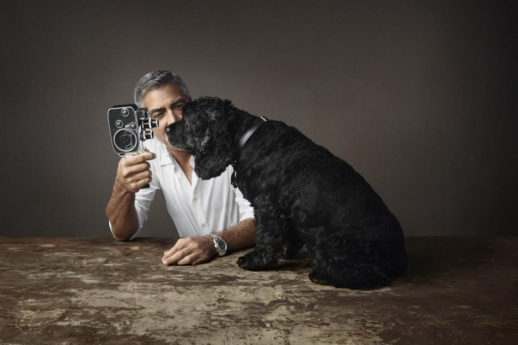 Clooney, Einstein and Omega