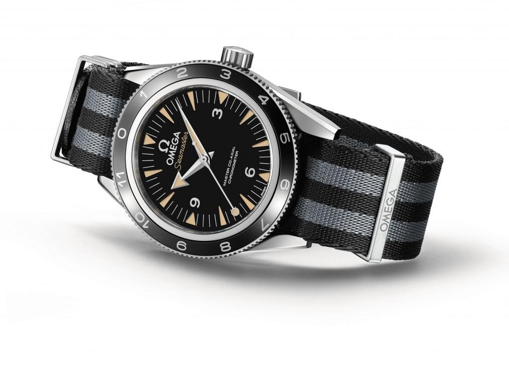 Omega Seamaster 300 Spectre 233.32.41.21.01.001