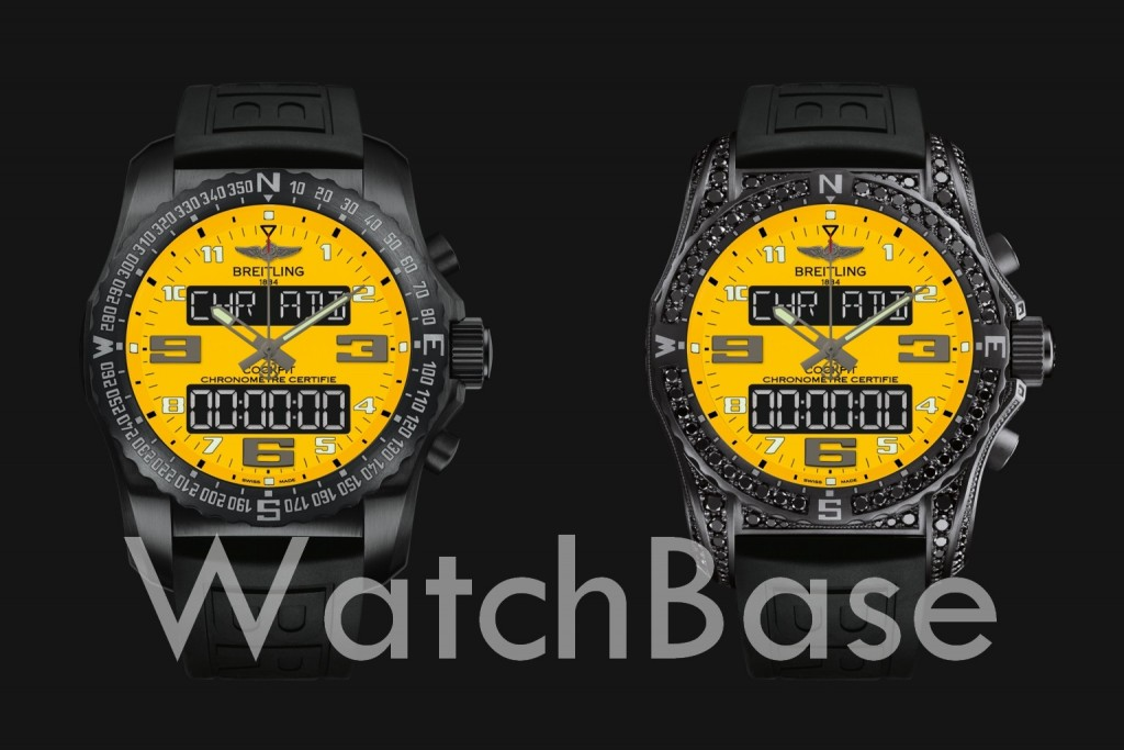 Breitling B50 Night Mission Boutique Edition