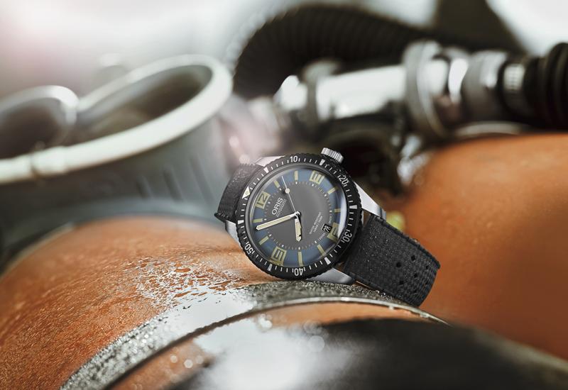 Oris Divers Sixty-Five Deauville Blue 733 7707 4065