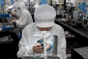 WatchBase Casio Factory Visit