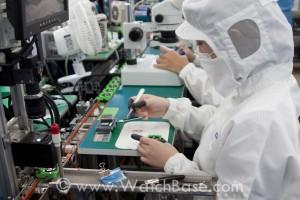 WatchBase Casio Factory Visit