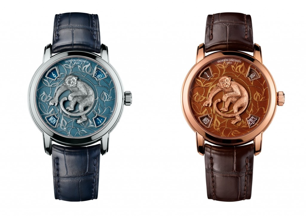 Vacheron Constantin Métiers d'Art La  Légende du Zodiaque Chinois Year of the Monkey