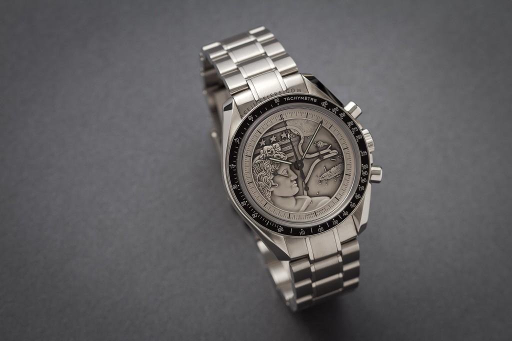 Omega Speedmaster Professional Apollo 17 40th Anniversary 311.30.42.30.99.002