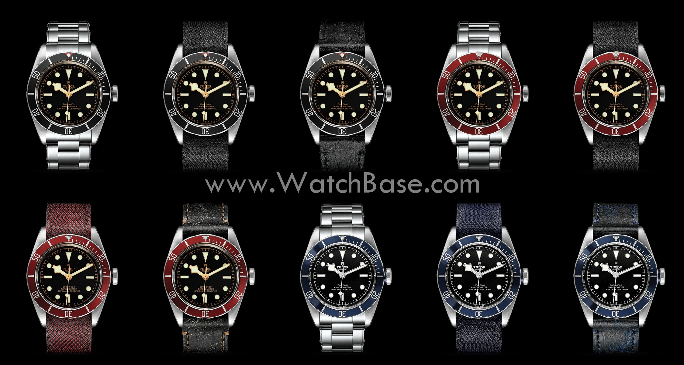 BaselWorld 2016: the 2016 Tudor Black Bay with in-house ...