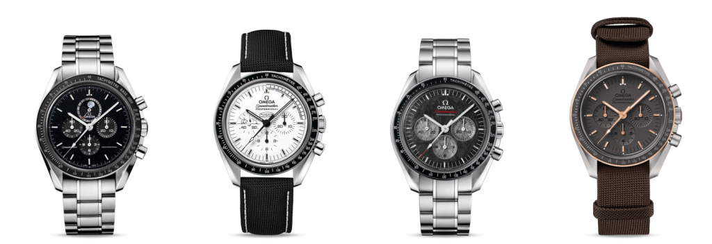 Omega Speedmaster Professional Limited Editions