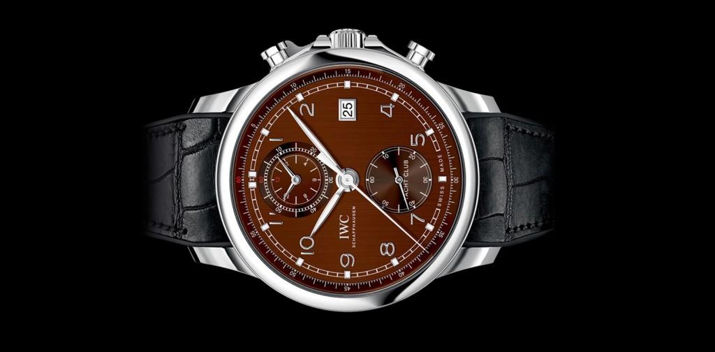 IWC Portuguese Yacht Club Chronograph watch replica