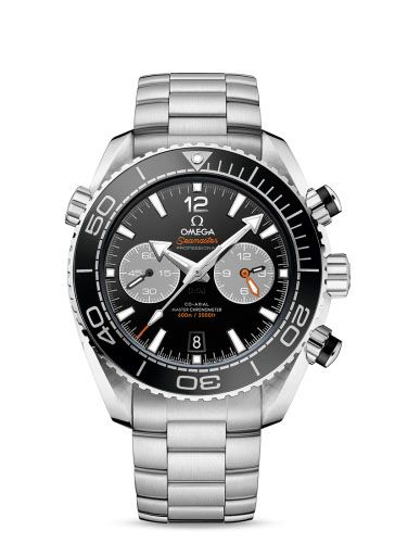 Omega Seamaster Planet Ocean 600M Co-Axial Master Chronometer Chronograph Michael Phelps
