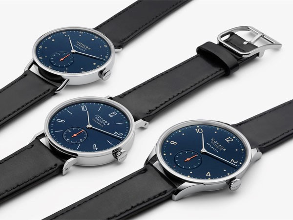 Nomos Neomatik Nachtblau Collection