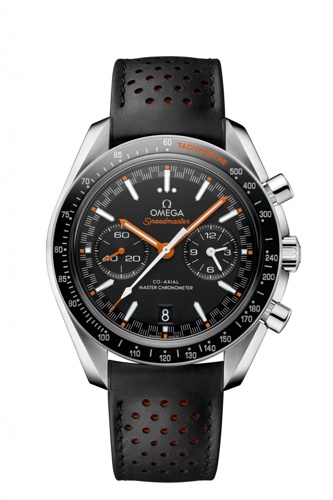 Omega Speedmaster Speedmaster Moonwatch Master Co-Axial Stainless Steel Racing 304.32.44.51.01.001