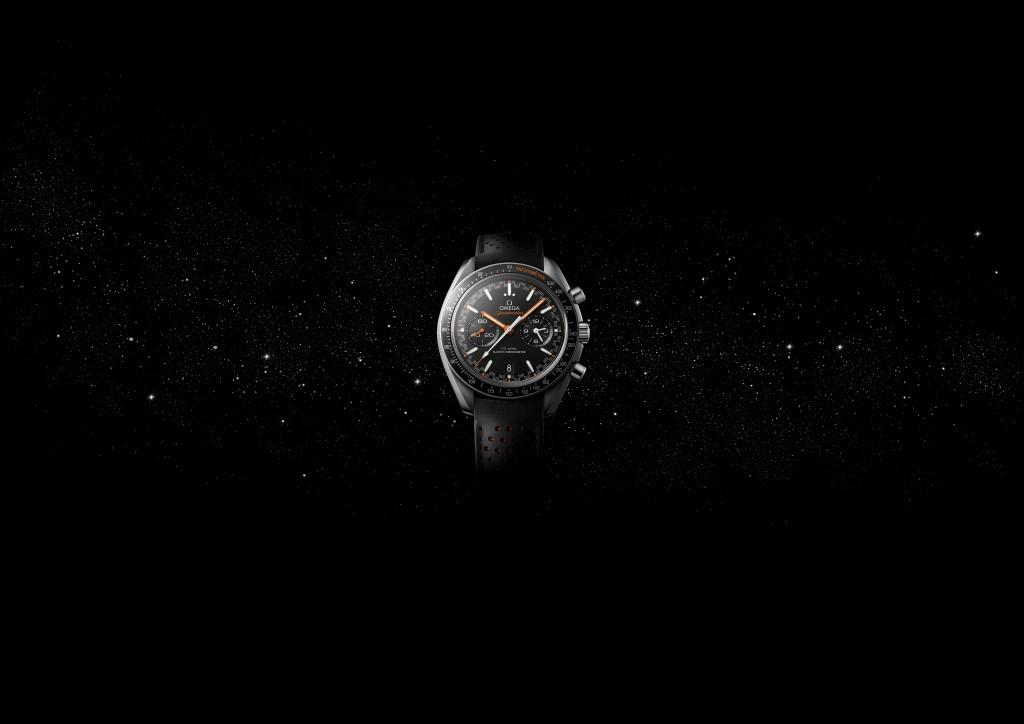 Omega Speedmaster Speedmaster Moonwatch Master Co-Axial Stainless Steel Racing 304.32.44.51.01.001