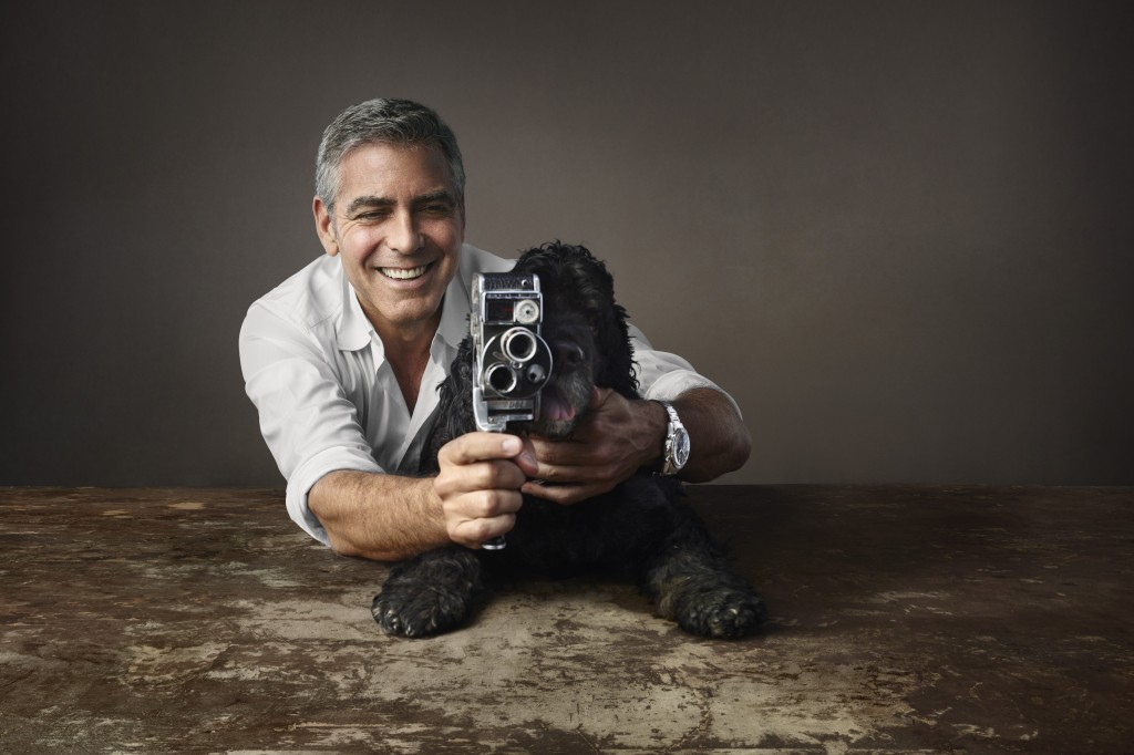 Clooney, Einstein and Omega