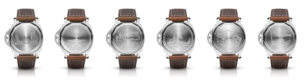 Panerai Boutique Editions