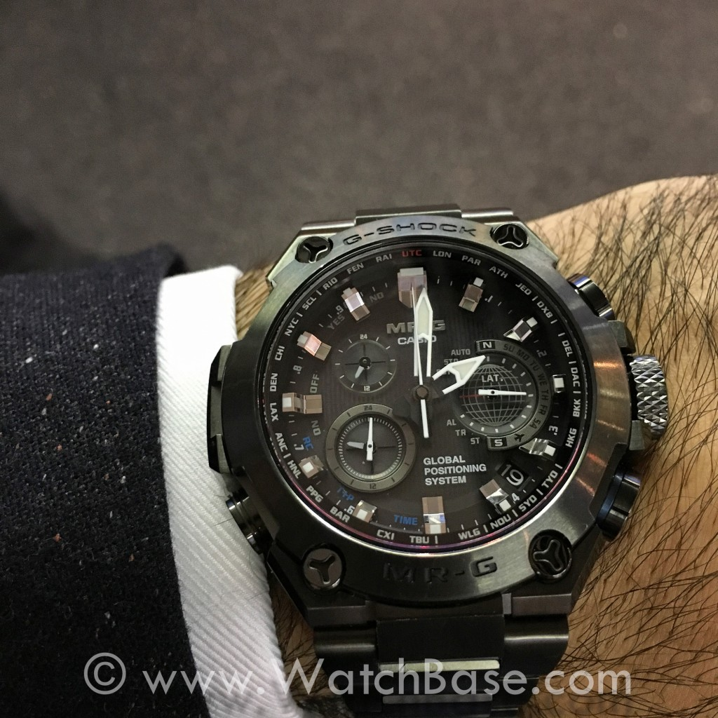 Alon in Japan - Wristshot Mr G