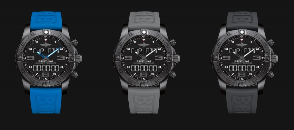 Breitling B55 Exospace - different version