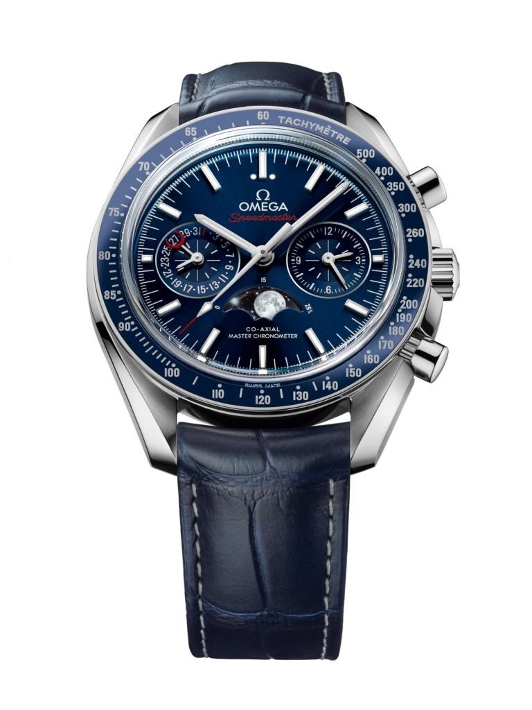 Omega Speedmaster Moonphase Chronograph Master Chronometer 304.33.44.52.03.001
