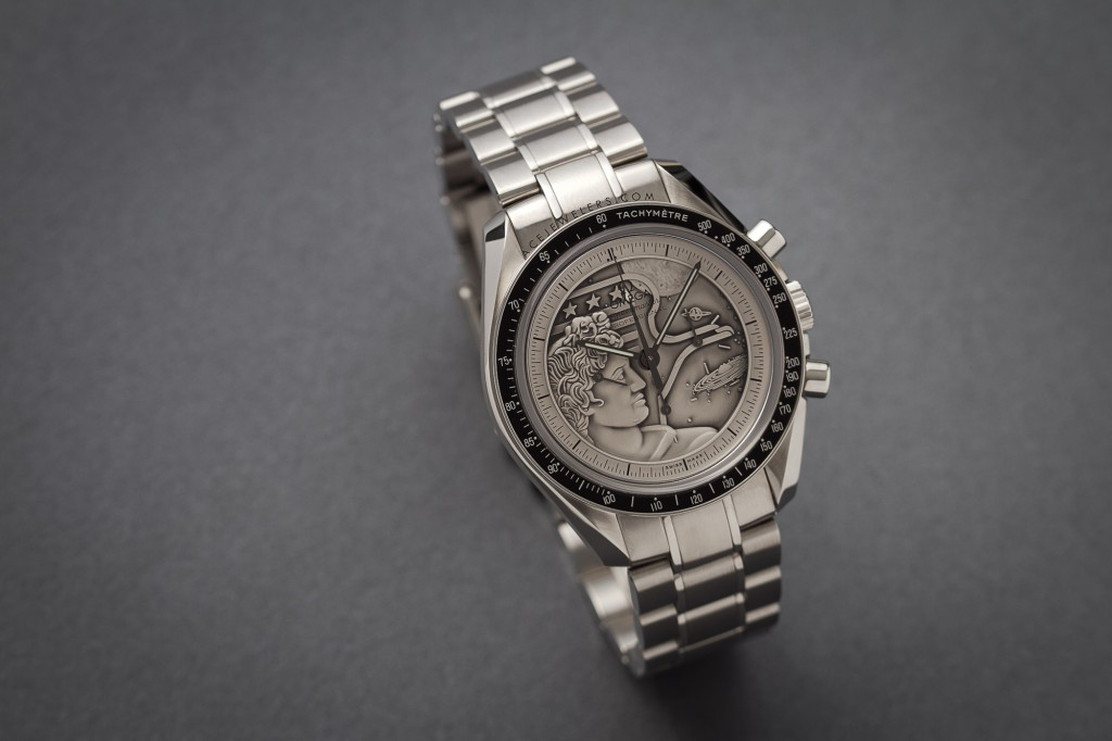 Omega Speedmaster Professional Apollo 17 40th Anniversary 311.30.42.30.99.002