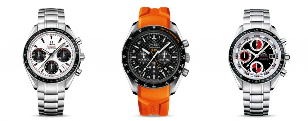 Omega Speedmaster - Automatic Movements