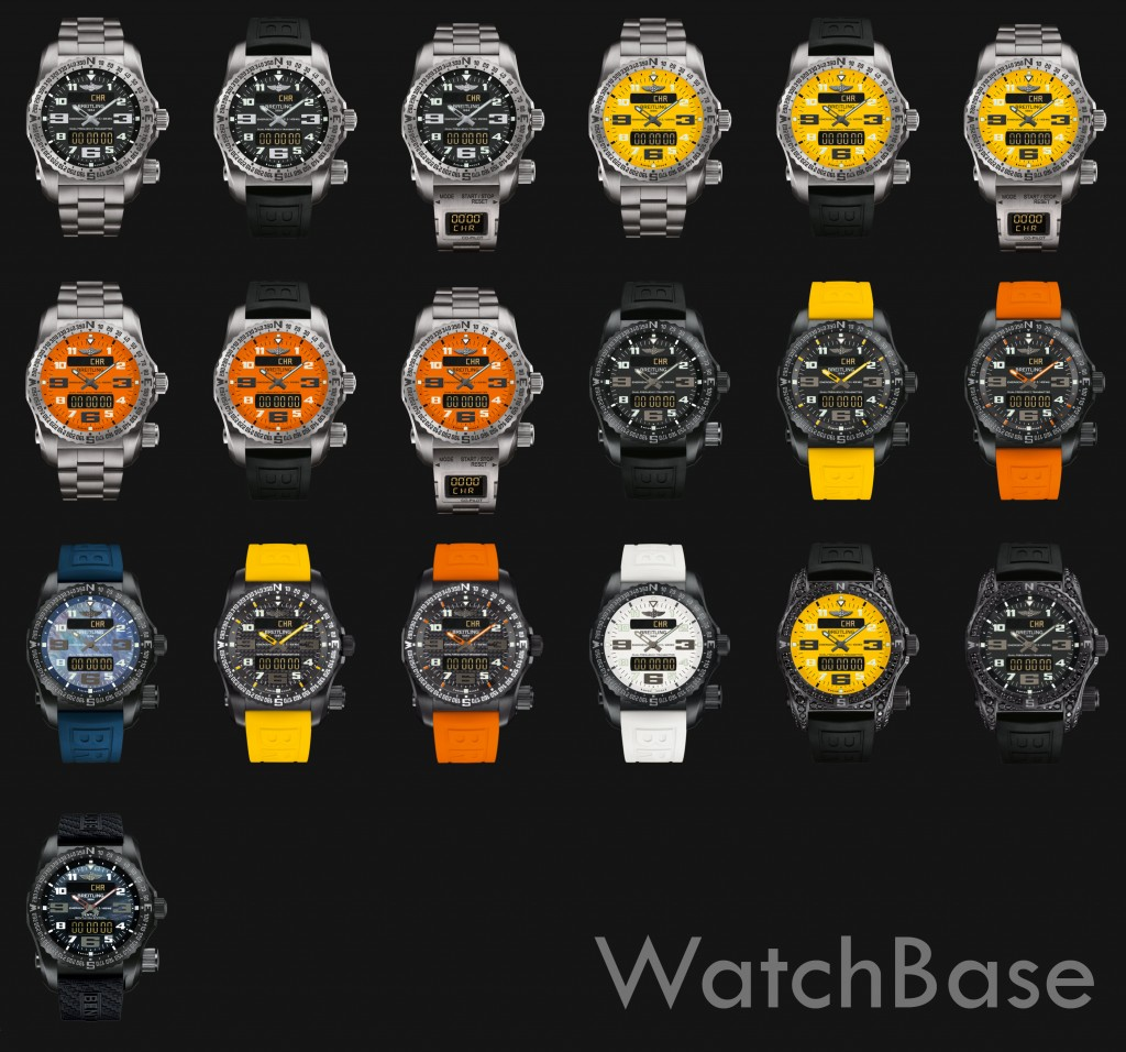 Breitling Emergency II Overview